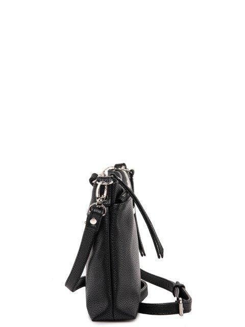 Чёрная сумка планшет S.Lavia (Славия) - артикул: 798 902 01 - ракурс 2