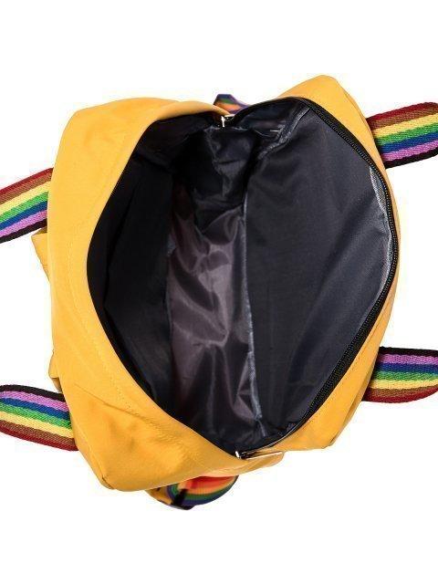 Жёлтый рюкзак Kanken (Kanken) - артикул: 0К-00027415 - ракурс 4
