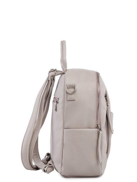 Бежевый рюкзак S.Lavia (Славия) - артикул: 1186 220 86 - ракурс 2