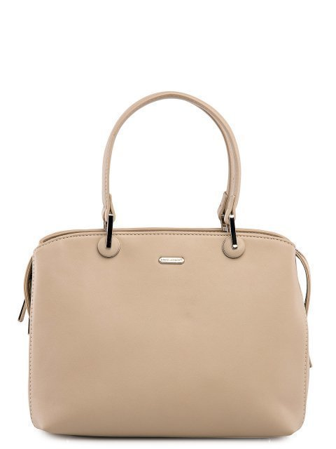 Бежевая сумка классическая David Jones - 3399.00 руб