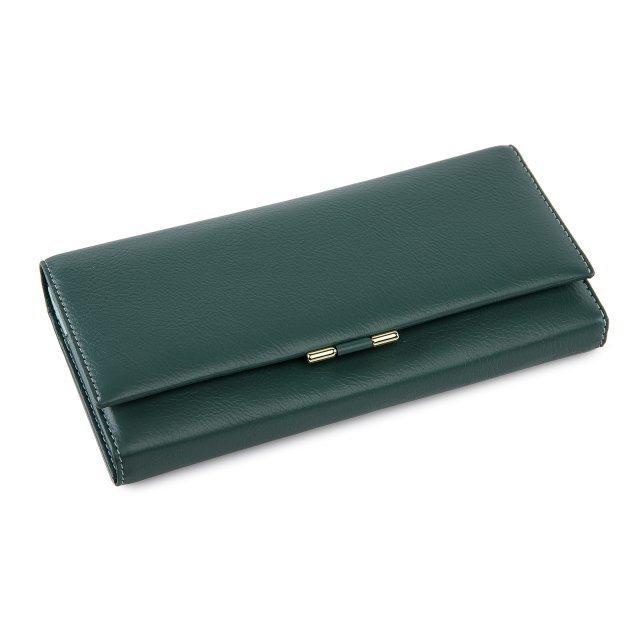 Зелёное портмоне Barez - 950.00 руб