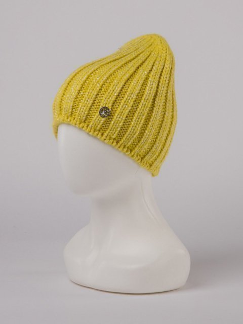 Жёлтая шапка Gracia - 699.00 руб
