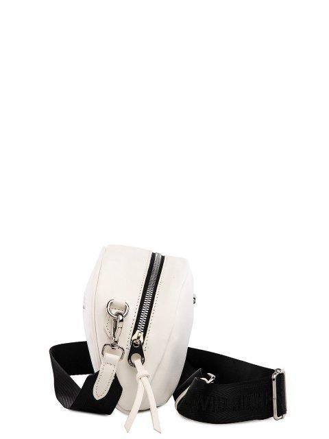 Белая сумка планшет David Jones (Дэвид Джонс) - артикул: 0К-00026157 - ракурс 2
