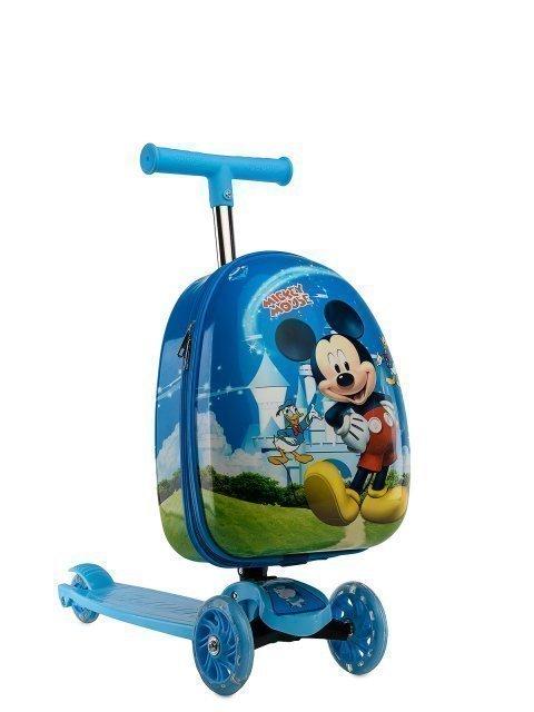 Голубой чемодан Angelo Bianco - 7999.00 руб