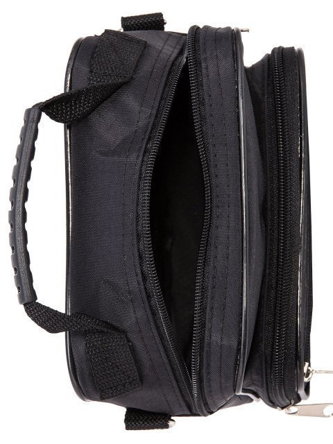Чёрная сумка планшет S.Lavia (Славия) - артикул: 0К-00002585 - ракурс 4