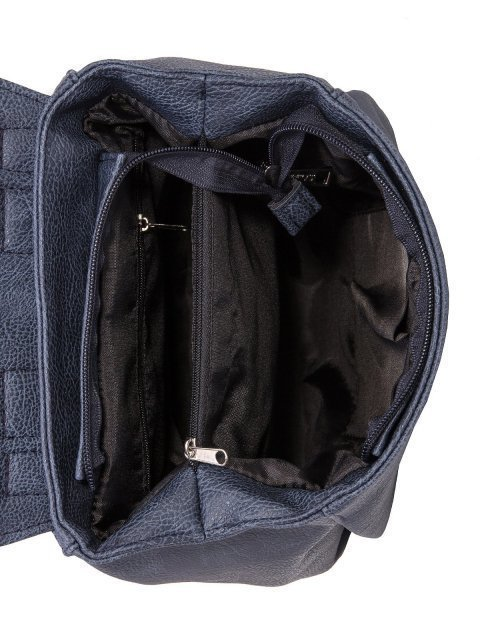Синий рюкзак S.Lavia (Славия) - артикул: 1161 99 70 - ракурс 4