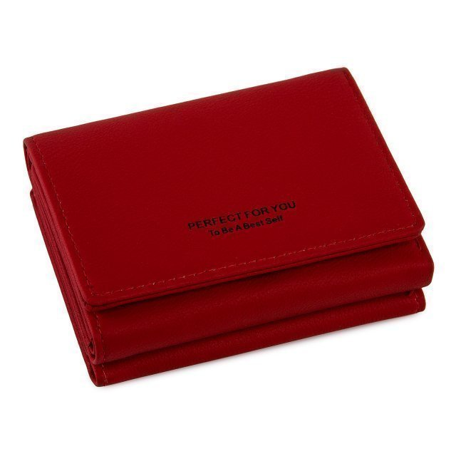 Красное портмоне Barez - 950.00 руб