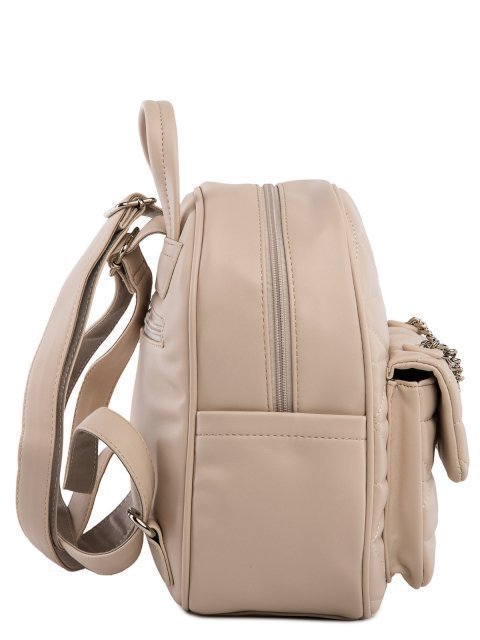 Бежевый рюкзак David Jones (Дэвид Джонс) - артикул: 0К-00025960 - ракурс 2