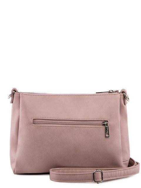 Розовая сумка планшет S.Lavia (Славия) - артикул: 1175.1 910 43 - ракурс 3