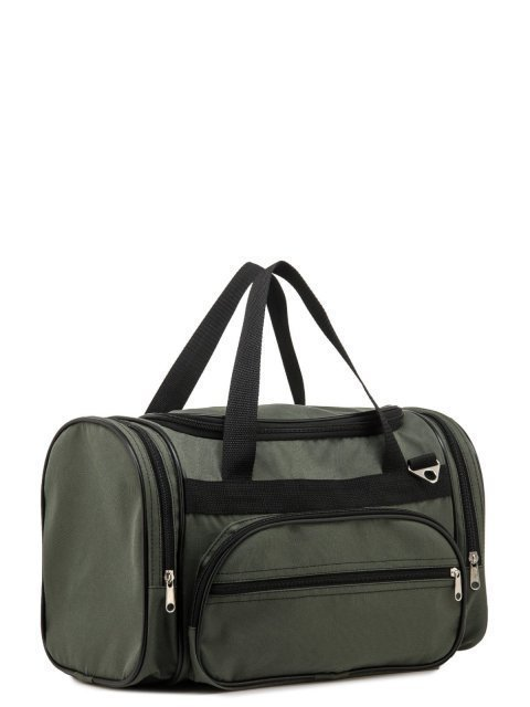 Зелёная дорожная сумка S.Lavia (Славия) - артикул: 00-28 000 35 - ракурс 1