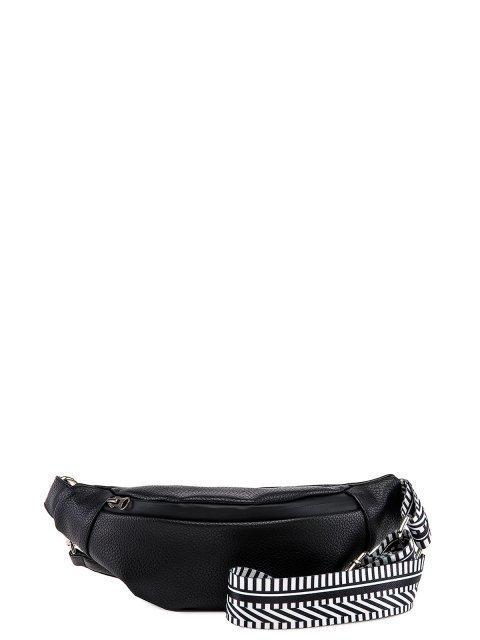 Чёрная сумка на пояс S.Lavia - 1259.00 руб