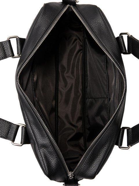 Чёрная сумка классическая S.Lavia (Славия) - артикул: 1167 902 01 - ракурс 4