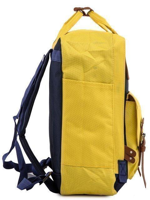 Синий рюкзак Kanken (Kanken) - артикул: 0К-00029027 - ракурс 2