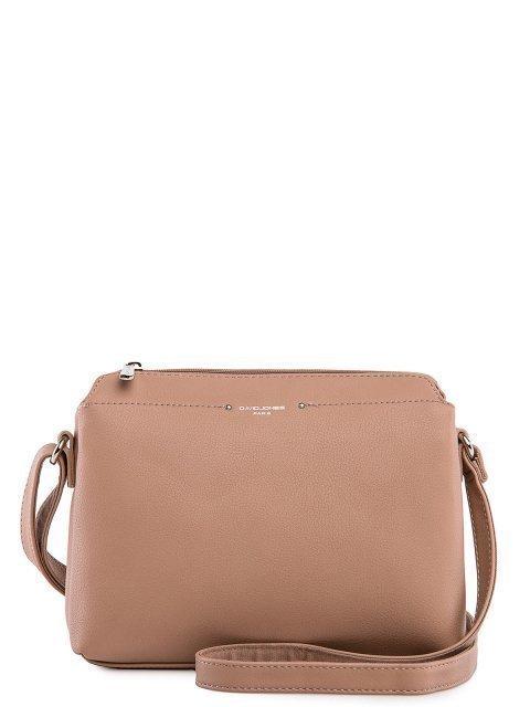 Розовая сумка планшет David Jones - 2399.00 руб