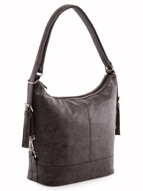 Коричневая сумка мешок S.Lavia (Славия) - артикул: 869 601 12 - ракурс 1