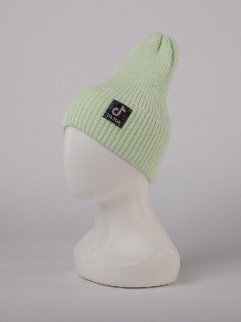 Мятная шапка Fashion Style - 699.00 руб