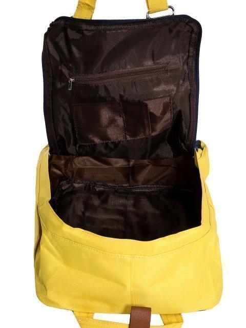 Синий рюкзак Kanken (Kanken) - артикул: 0К-00029027 - ракурс 4