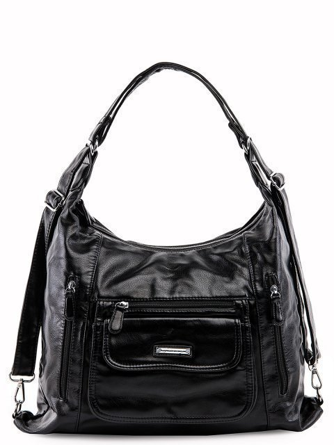 Чёрная сумка мешок Sarsa - 2799.00 руб