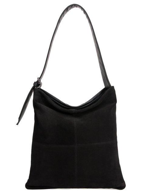 Чёрная сумка мешок S.Lavia - 2589.00 руб