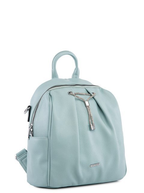 Мятный рюкзак Fabbiano (Фаббиано) - артикул: 0К-00025603 - ракурс 1