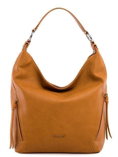 Рыжая сумка мешок David Jones - 2699.00 руб