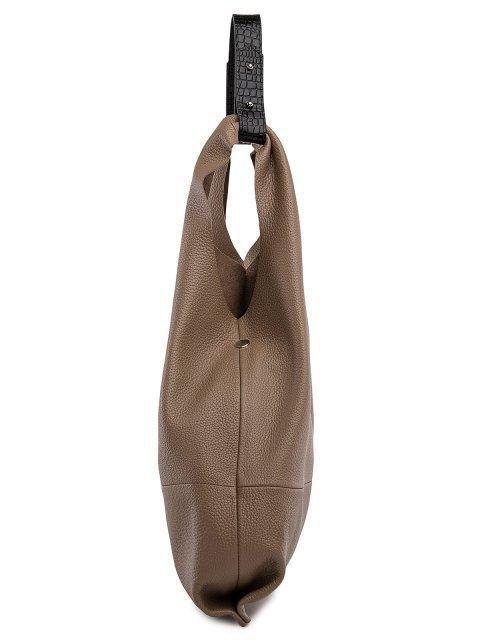 Бежевая сумка мешок S.Lavia (Славия) - артикул: 0091 12 25  - ракурс 2