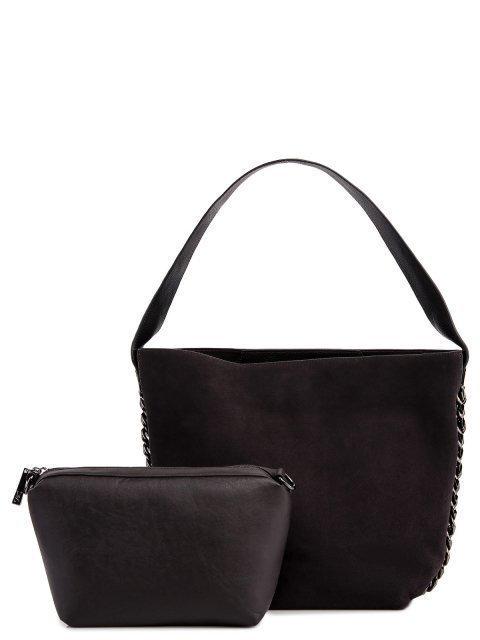 Коричневая сумка мешок Valensiy - 6199.00 руб