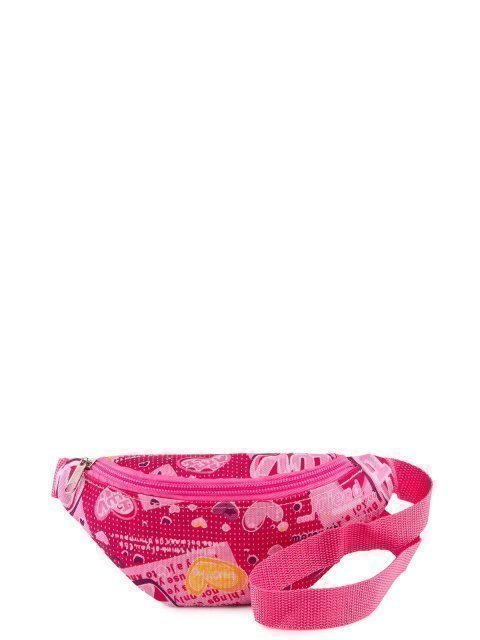 Розовая сумка на пояс ЗФТС - 479.00 руб