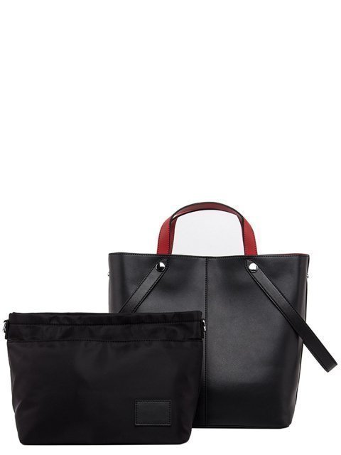 Чёрный шоппер Polina - 6999.00 руб