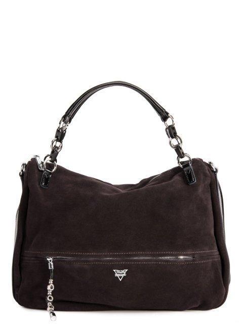 Коричневая сумка мешок Fabbiano - 4699.00 руб