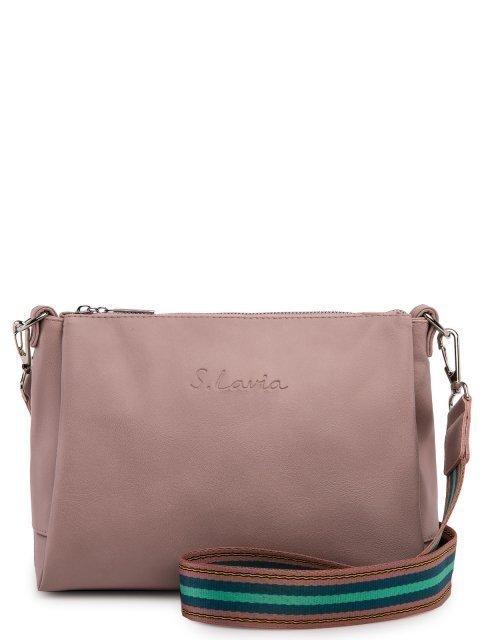 Розовая сумка планшет S.Lavia - 1665.00 руб