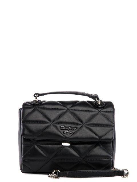 Чёрная сумка планшет David Jones - 2799.00 руб