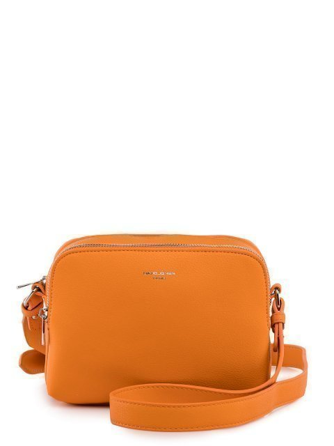 Оранжевая сумка планшет David Jones - 1799.00 руб