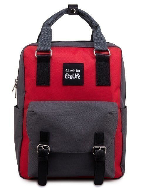 Красный рюкзак S.Lavia - 1399.00 руб