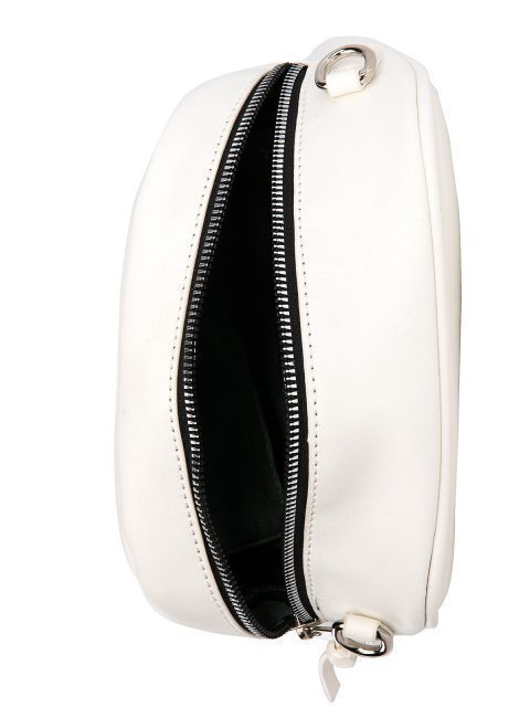Белая сумка планшет David Jones (Дэвид Джонс) - артикул: 0К-00026157 - ракурс 4