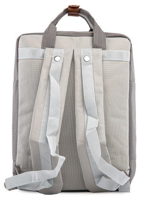 Серый рюкзак Kanken (Kanken) - артикул: 0К-00029025 - ракурс 3