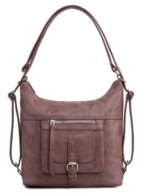 Розовая сумка мешок S.Lavia - 1623.00 руб