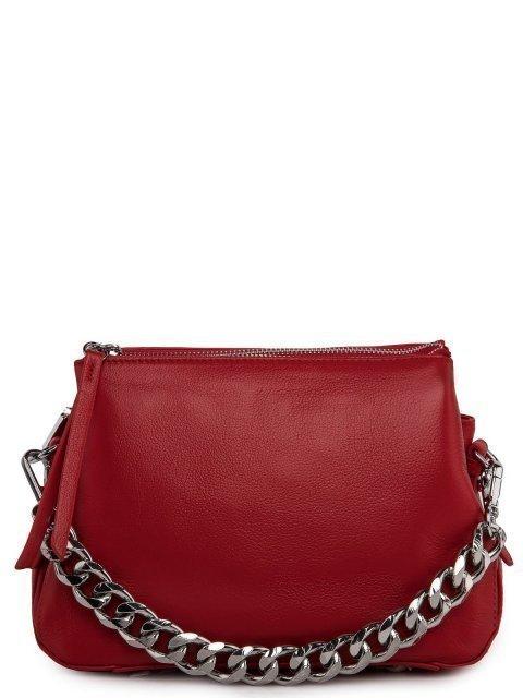 Красная сумка планшет Polina - 5399.00 руб
