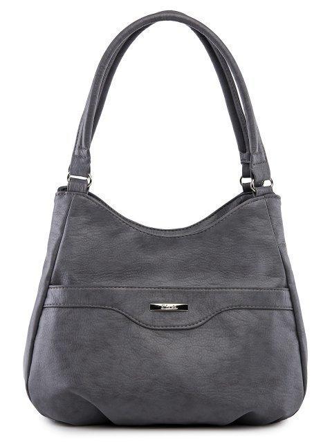 Серая сумка классическая S.Lavia - 2239.00 руб