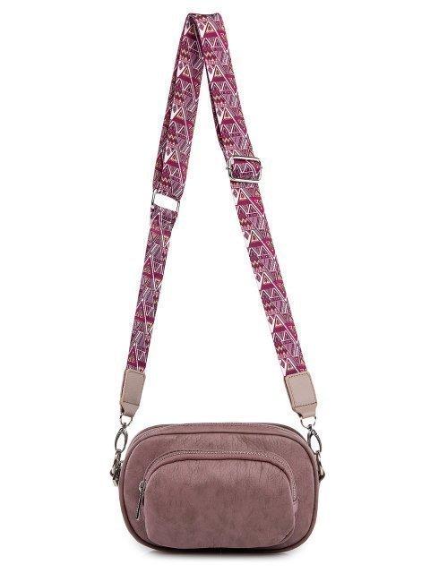 Сиреневая сумка планшет S.Lavia (Славия) - артикул: 1209 601 60.46К Сумка женская - ракурс 1
