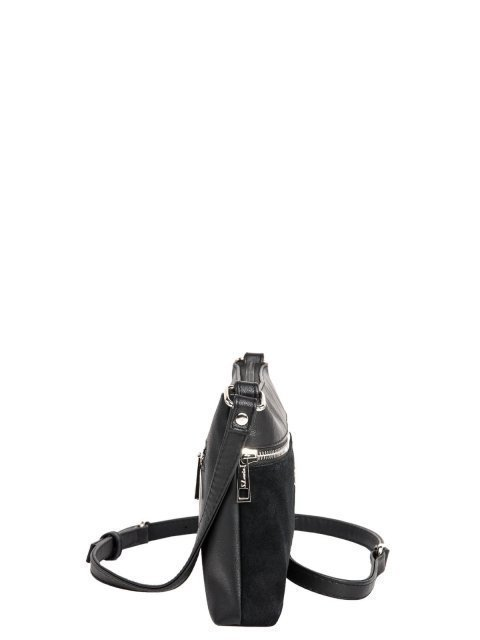 Чёрная сумка планшет S.Lavia (Славия) - артикул: 870 99 01 - ракурс 2