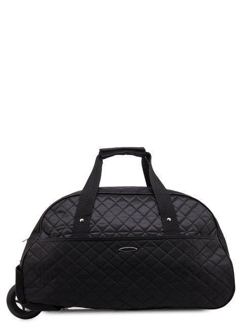Чёрный чемодан Lbags - 2290.00 руб