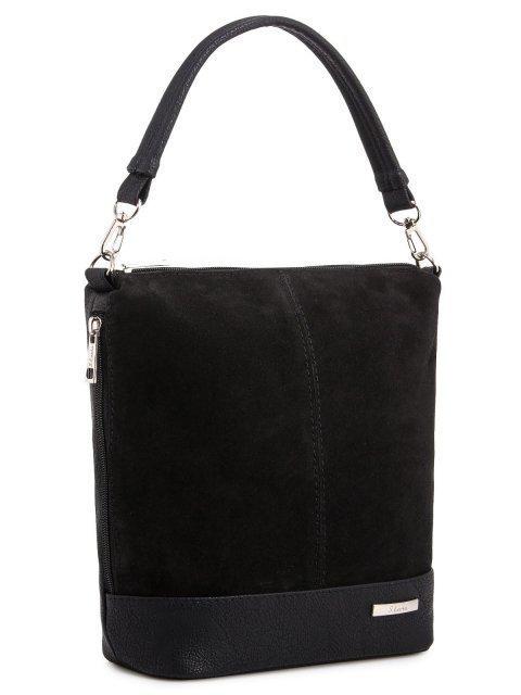 Чёрная сумка планшет S.Lavia (Славия) - артикул: 251 99 01 - ракурс 1