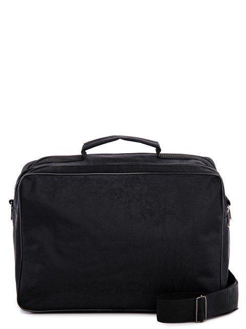 Чёрная сумка классическая S.Lavia (Славия) - артикул: 0К-00004879 - ракурс 3
