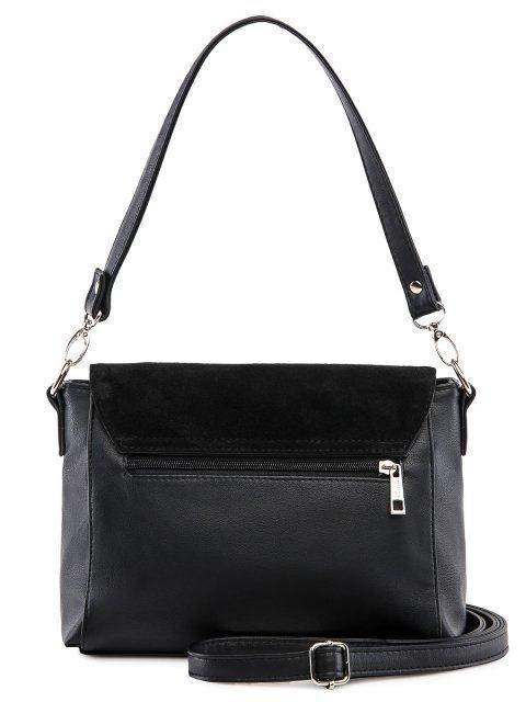 Чёрная сумка планшет S.Lavia (Славия) - артикул: 1244 99 01  - ракурс 3