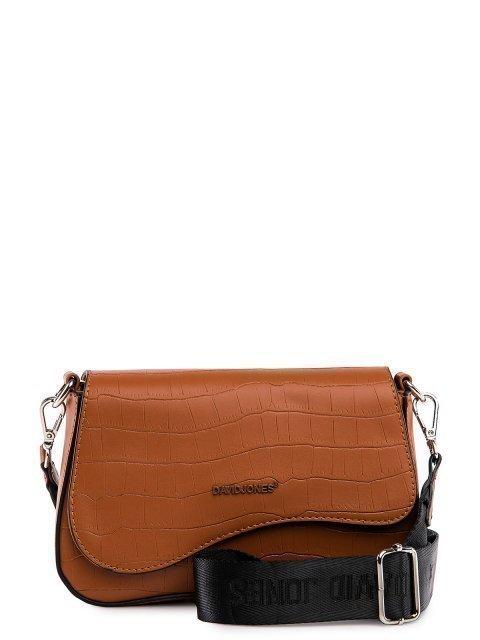Рыжая сумка планшет David Jones - 2199.00 руб