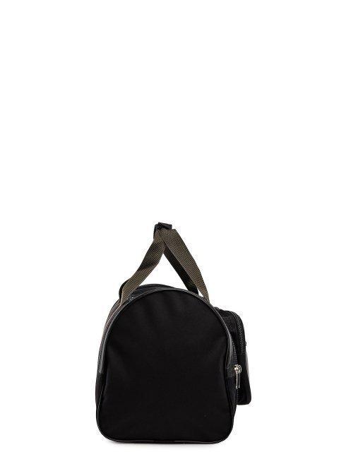 Зелёная дорожная сумка Lbags (Эльбэгс) - артикул: 0К-00027783 - ракурс 2
