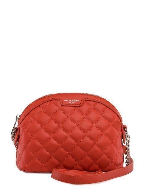 Коралловая сумка планшет David Jones - 2199.00 руб