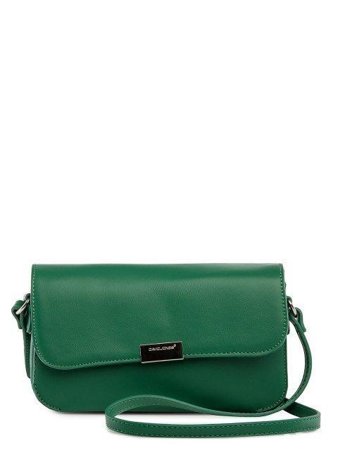 Зелёная сумка планшет David Jones - 1699.00 руб