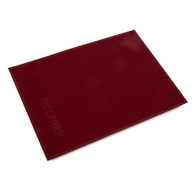Красная обложка для документов S.Lavia - 290.00 руб